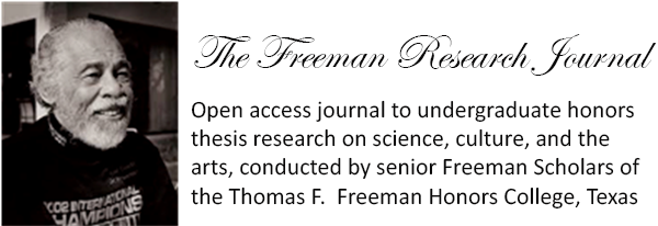 Honor's College Freeman Research Journal