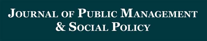 Journal of Public Management & Social Policy