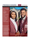 Freeman Honors Newsletter, Fall 2020 Issue