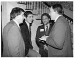 Mickey Leland at Harvard University