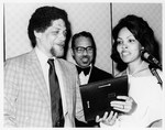 Mickey Leland and others at June 1979 SOLO'S 1ST Annual EEO dinner