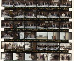 Mickey Leland with Jim Wright delegation to USSR  (contact sheet)