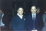 Mickey Leland with Jim Wright delegation to USSR ; Gorbachev