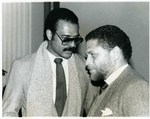 Mickey Leland and Randy Echols African American Concord magazine