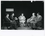 Mickey Leland and other guests on Newsmaker Saturday set by The Mickey Leland Papers & Collection Addendum. (Texas Southern University, 2018)
