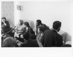 Mickey Leland; Unknown others ; Ethiopian Africa visit ; conference