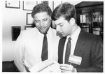 Mickey Leland with William Patterson ;  letter ; 6/1984