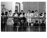 Mickey Leland Leon Panetta and others at Hunger Field Hearing in San Franciso July 1987